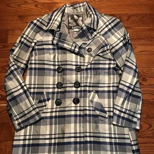 Kensie plaid jacket